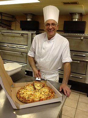 Pizza Chef Roger (owner)