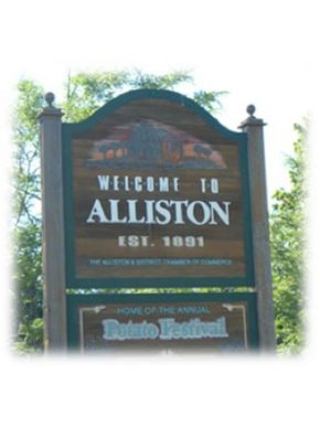 Welcome to Alliston